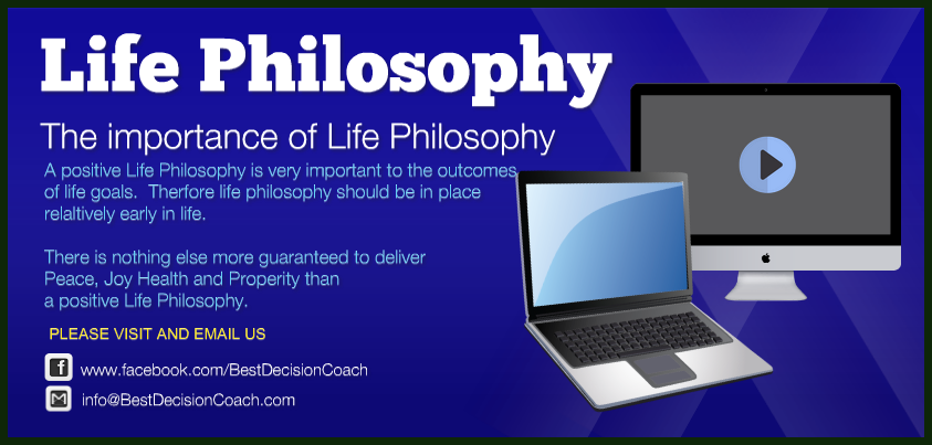 What is life philosophy
